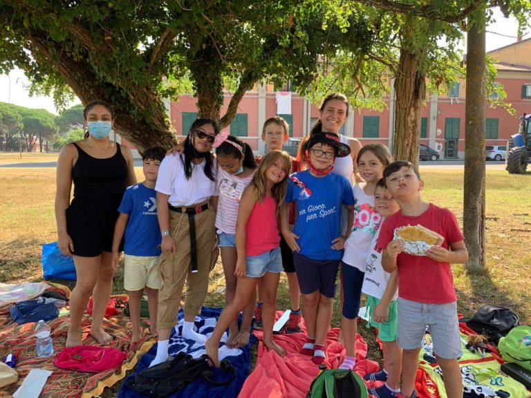 campi estivi 2020 British School Pisa